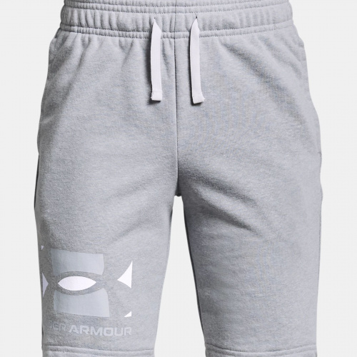Clothing - Under Armour Rival Terry Big Logo Shorts | Fitness