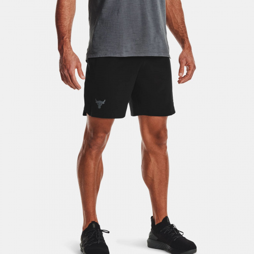 Clothing - Under Armour Project Rock Snap Shorts   Fitness