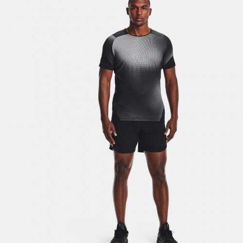 Clothing - Under Armour RUSH HeatGear 2.0 Print Short Sleeve 1425 | Fitness