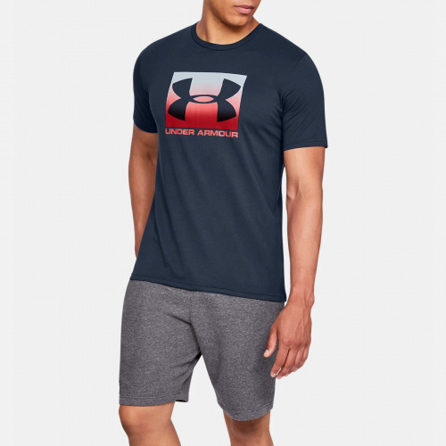 Clothing - Under Armour UA Boxed Sportstyle T-Shirt 9581 | Fitness
