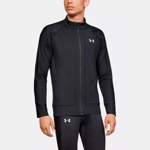 Clothing - Under Armour UA ColdGear Run Knit Jacket   Fitness