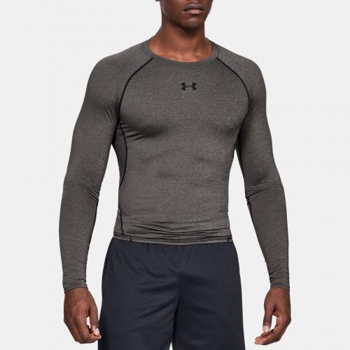 Clothing - Under Armour UA HeatGear Armour LS Shirt 7471 | Fitness