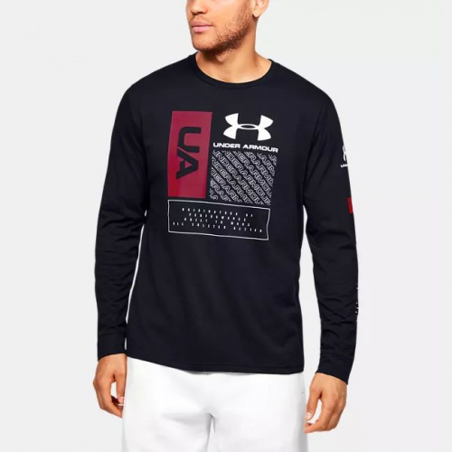 Clothing - Under Armour UA Multi Long Sleeve 1623 | Fitness