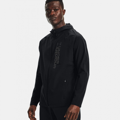 Clothing - Under Armour UA OutRun The Storm Jacket   Fitness