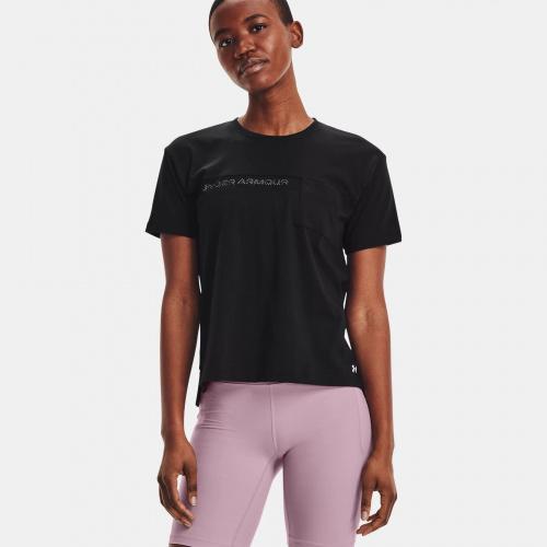 Clothing - Under Armour UA Pocket Mesh Graphic Short Sleeve | Fitness