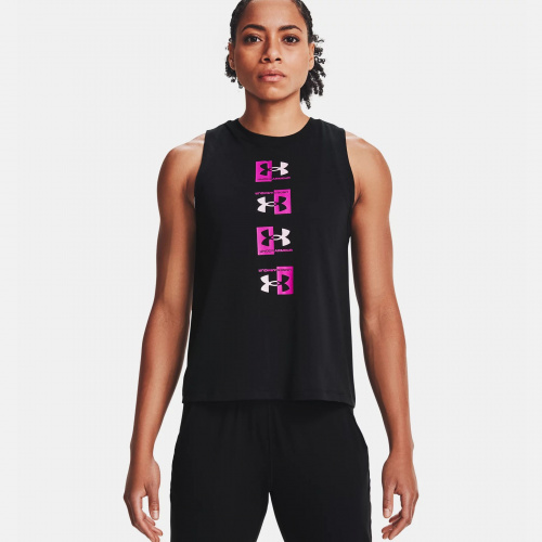 Clothing - Under Armour UA Repeat Muscle Tank 0836 | Fitness