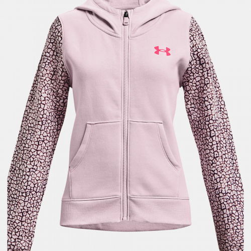 Clothing - Under Armour UA Rival Fleece Full-Zip   Fitness