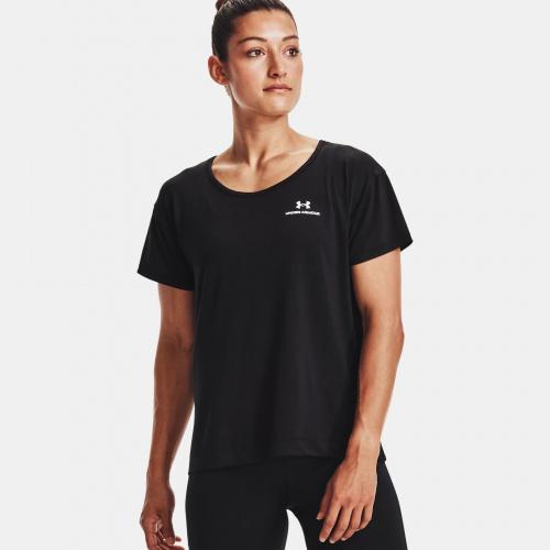Clothing - Under Armour UA RUSH Energy Core Short Sleeve | Fitness