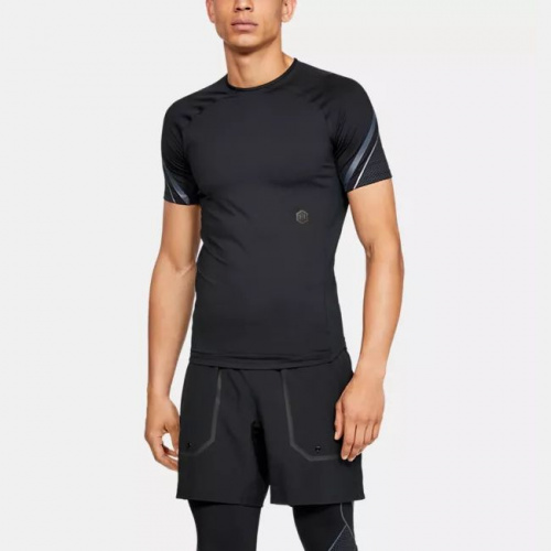 Clothing - Under Armour UA RUSH Graphic Short Sleeve 5196 | Fitness