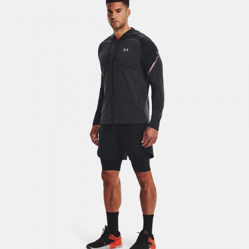 Clothing - Under Armour UA RUSH HeatGear Full-Zip Hoodie | Fitness