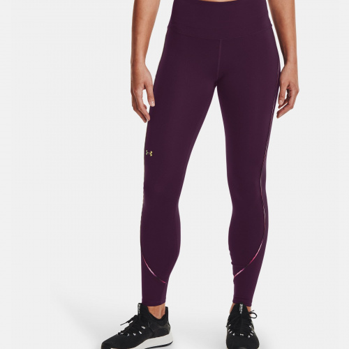 Clothing - Under Armour UA RUSH No-Slip Waistband Scallop Leggings 5355 | Fitness