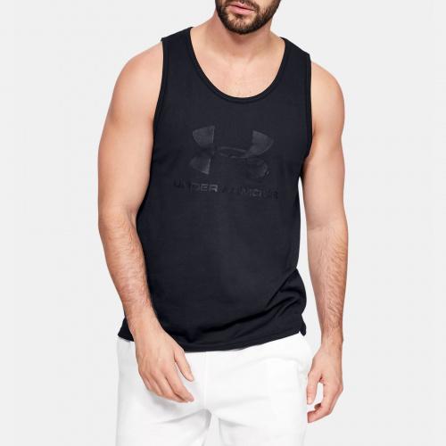 Clothing - Under Armour UA Sportstyle Logo Tank 9589 | Fitness