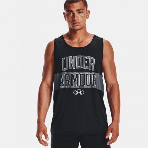 Clothing - Under Armour UA Tech 2.0 Signature Tank | Fitness