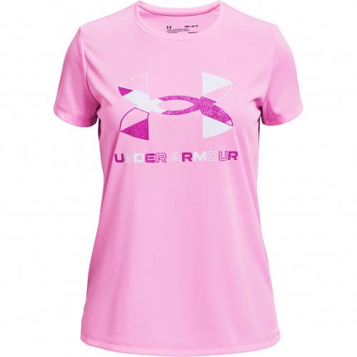 Clothing - Under Armour UA Tech Graphic Big Logo SS 3384 | Fitness
