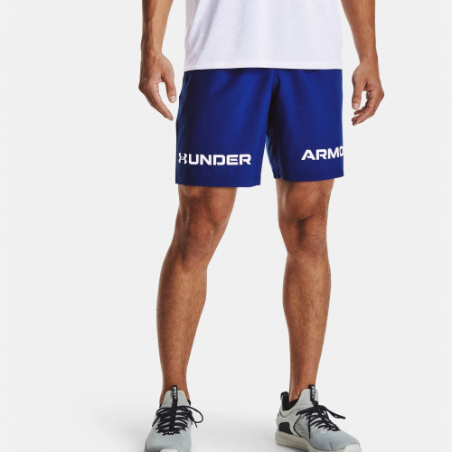 Clothing - Under Armour UA Woven Graphic Wordmark Shorts 1433 | Fitness
