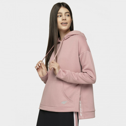 Clothing - 4f Women Hoodie BLD014 | Fitness