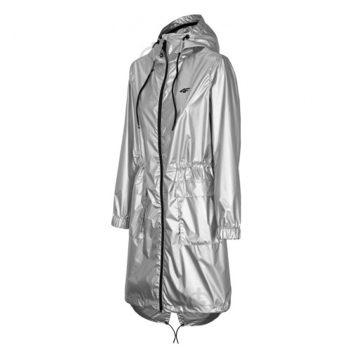 Clothing - 4f Women Rain Parka KUDC002 | Fitness
