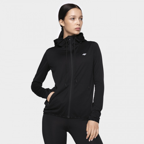 Clothing - 4f Women Training Hoodie BLDF001A | Fitness