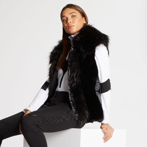 Winter Clothing - Dare2b Zarina Faux Fur Bodywarmer | Sportstyle