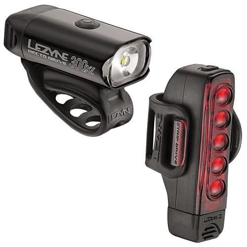 Lights & Bells - Lezyne Hecto Drive 300XL SET | Bike-accesories
