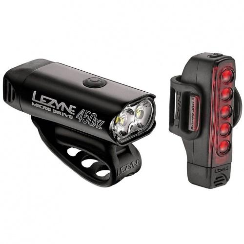 Lights & Bells - Lezyne Micro 450XL & Strip Drive | Bike-accesories