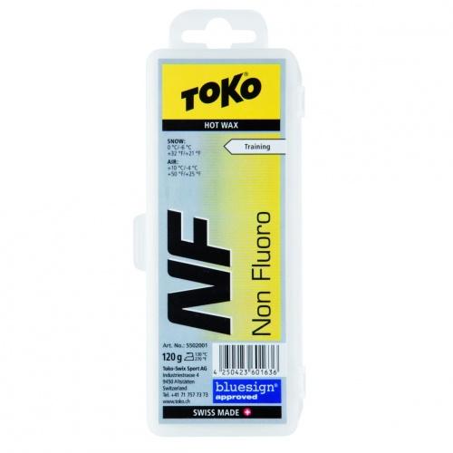 Wax - Toko Ceara NF Hot Wax yellow 120g | Accesories