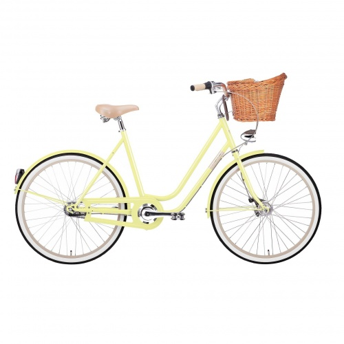 City Bike - Creme Cycles MOLLY limone | Bikes