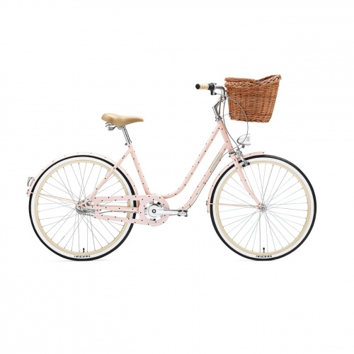 City Bike - Creme Cycles Molly Pale Peach | Bikes