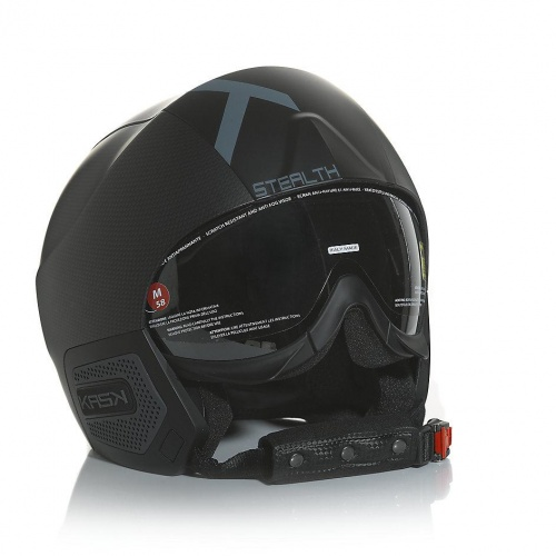 Ski & Snow Helmet - kask Stealth Limited Edition