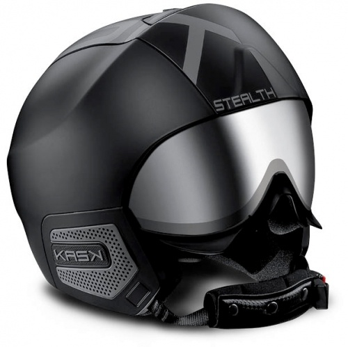 Ski & Snow Helmet -   kask Stealth Shadow | snow gear