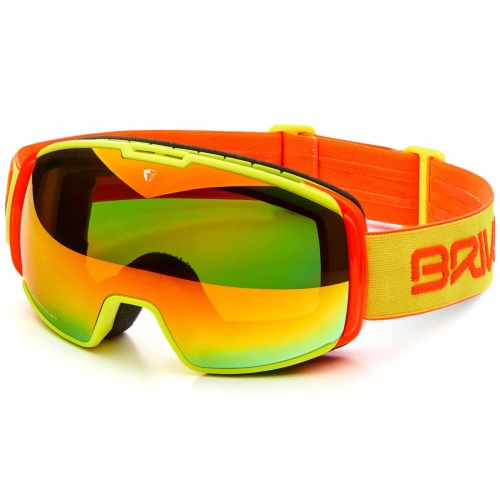 Ski & Snow Goggles - Briko Nyira Free Fighter 7.6 | Snow-gear