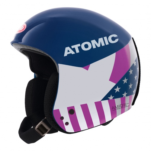 Ski & Snow Helmet - Atomic REDSTER REPLICA MIKAELA | snow-gear
