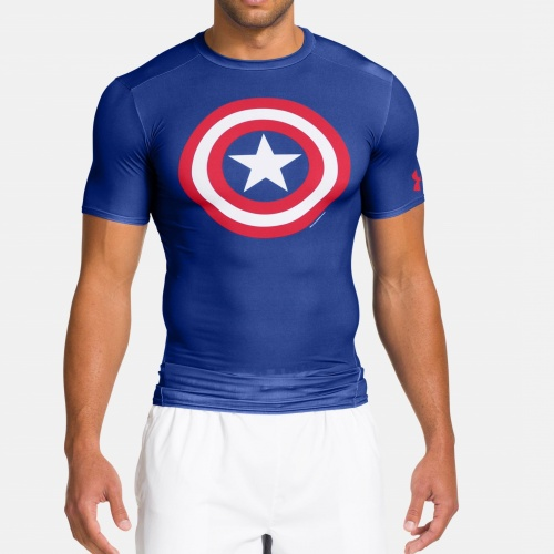 Image of: under armour - Alter Ego Compression Shirt