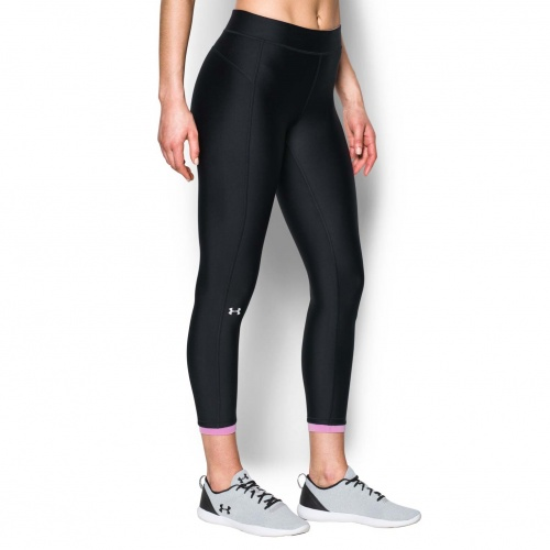 Clothing - Under Armour Armour Ankle Crop Leggings | fitness