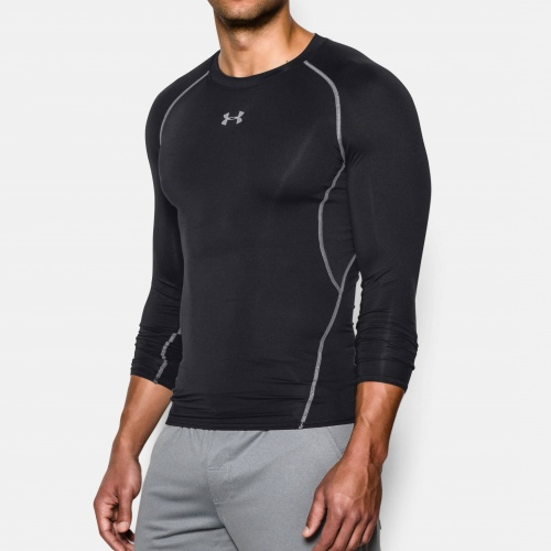 Clothing - Under Armour Armour Compr. LS Shirt | Fitness