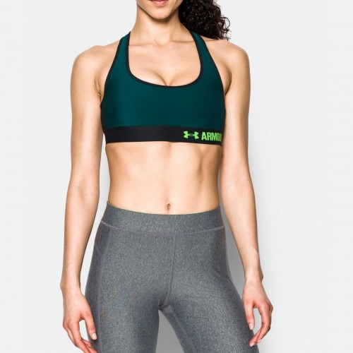 Clothing - Under Armour Armour Crossback Bra 6503 | Fitness