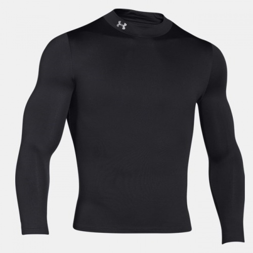 Clothing - Under Armour Evo Fitted CG Mock 3050 | Fitness