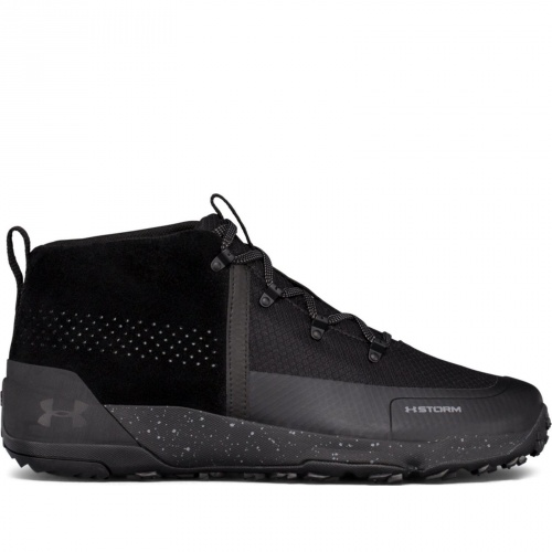 Shoes - Under Armour Burnt River 2.0 Mid Hiking Boots 9197 | Fitness