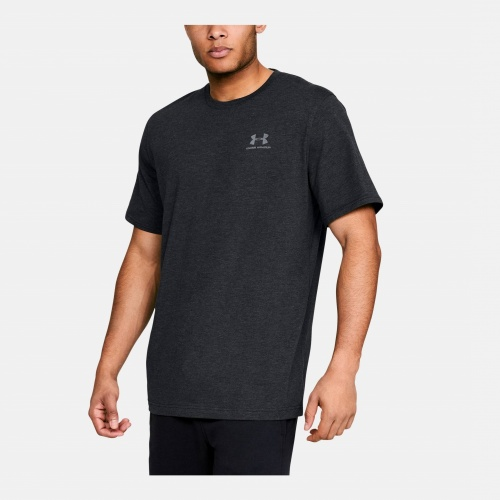 - Under Armour CC Left Chest Lockup Shirt |