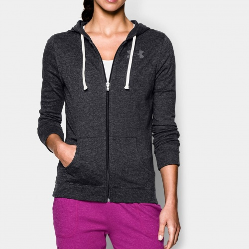 Image of: under armour - CC Tri-Blend Full Zip Hoodie