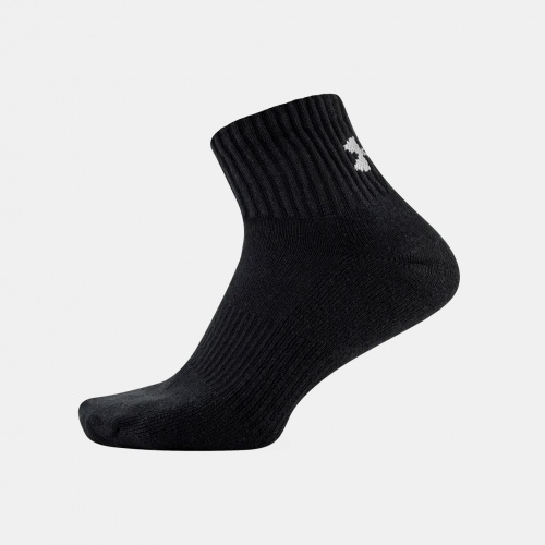 Accessories -  under armour Charged Cotton 2.0 Quarter - 6-Pack 8736