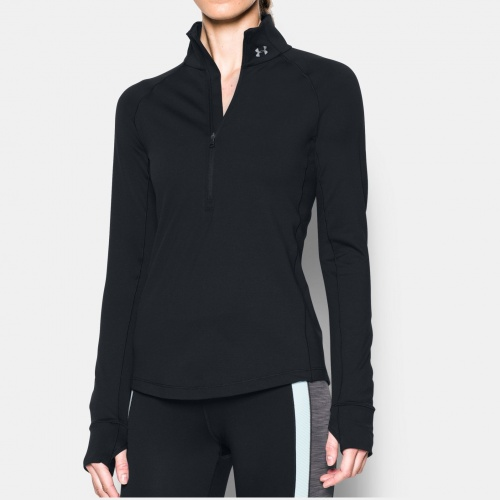 Clothing - Under Armour ColdGear 1/2 Zip 1251 | Fitness