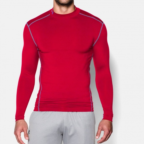 Image of: under armour - ColdGear Armour Compr. Mock