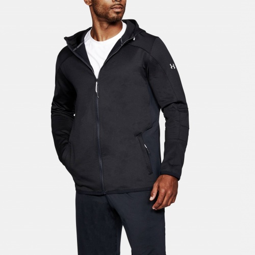 Clothing - Under Armour ColdGear Reactor FZ Hoodie | fitness