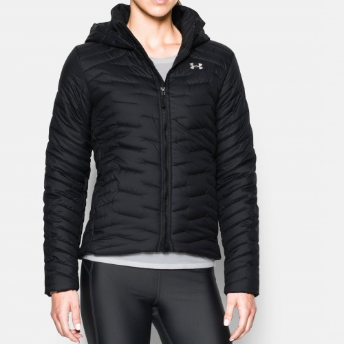 Clothing - Under Armour ColdGear Reactor Hooded Jacket | Fitness