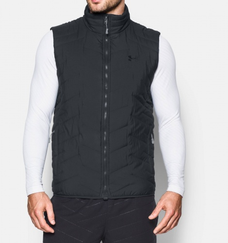 Clothing - Under Armour ColdGear Reactor Vest 3063 | Fitness