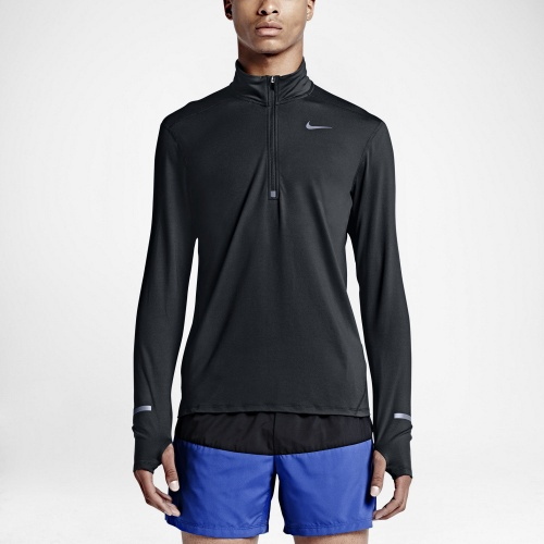 Clothing - Nike Dri-FIT Element 1/2 Zip Sweat | Fitness