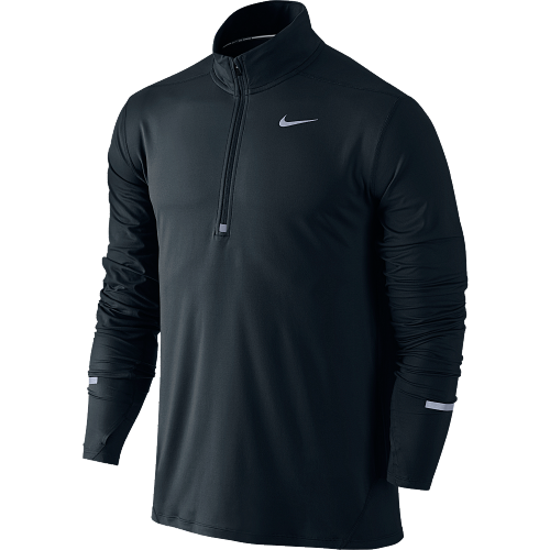 Clothing -  nike Dri-FIT Element 1/2 Zip Sweat