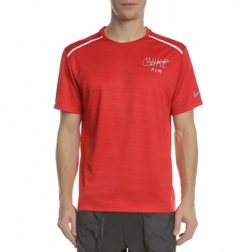 Clothing - Nike Dri-Fit Miler T-Shirt | Fitness