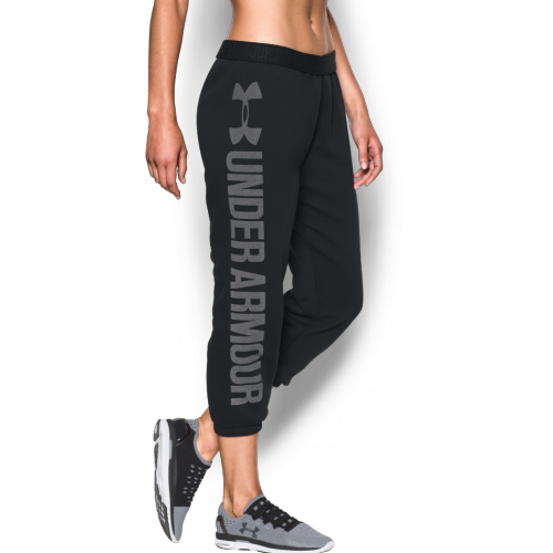 Clothing - Under Armour Favorite Fleece Capris 3256 | Fitness